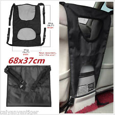 68x37cm Pet Dog Travel Barrier Isolation Net Car SUV Front Seat Barrier Protect