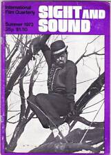 SIGHT AND SOUND Summer 1973 - Alfred Hitchcock FRENZY, THX 1138, James Whale