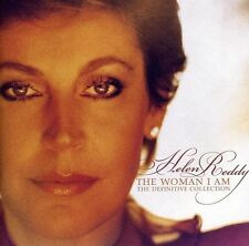 Woman I Am The Definitive Collection - Helen Reddy (2006, CD NIEUW)