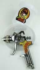 Lil' Daddy Roth Metal Flake HVLP Spray Gun - Flake Bomber - 2.5mm Tip