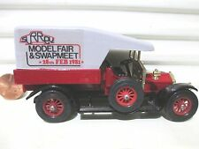 Lesney Matchbox Models of Yesteryear Y13C SURREY FAIR 1918 Crossley RAF Tender M