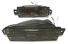 BMW 3 Series E30 1988-1994 CRYSTAL SMOKE turn signal indicator  lights set pair