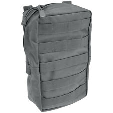 5.11 Tactical 6.10 Vertical Multi Purpose Utility Pouch MOLLE System Storm Grey