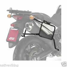 Yamaha XT 660 Z TENERE 2014 pannier racks GIVI PL363 side case holders IN STOCK