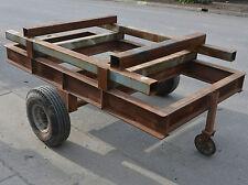 heavy duty trolly dolly jinker cart 2300mm x  1800mm 1000mm 1500KG