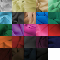 Premium Chiffon Dress Fabric, Dance, Craft, Drape - 150cm wide - sold per metre