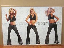 Britney spears vintage Original Poster 2002 2782