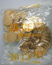 Ek // Sachets d'origine 20 Cent Portugal 2004 : 40 Pièces