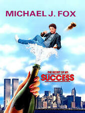 The Secret Of My Success (DVD, 2001)