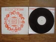 MICHAEL JACKSON STEVIE WONDER & More JAPAN 1972 Victor Sample PROMO LP