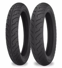 100/90-19 Front & 130/90-16 Rear Shinko 712 Tire Kit Set of 2 Motorcycle Tires