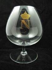 "NAPOLEON (no leaves) by BACCARAT 5 5/8"" Crystal Brandy Glass multiple available"