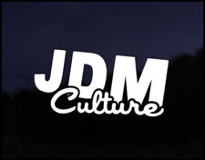 JDM Culture JDM Funny Car Decal Drift Race Vinyl Sticker Japan Honda Toyota