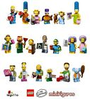 LEGO Simpsons Collectable Minifigures Series 1 & 2 NEW choose character