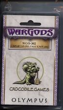 Wargods of olympus Spartan Peltast Unit MINT
