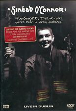 Sinead O'Connor - Goodnight, Thank You, You've Been a Lovely Audience New DVD