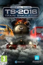Train Simulator 2016 PC + Upgrade to Train Sim 2017 [Steam CD Key] No Disc/Box