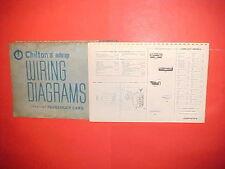 1962 1963 1964 1965 1966 1967 CHEVROLET CORVETTE STINGRAY VETTE WIRING DIAGRAMS