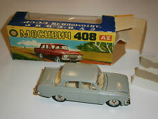 A+ MINT VINTAGE TOY CAR DIECAST MOSKVICH MOSKVITCH 71 A1 408 USSR /w BOX M1/43
