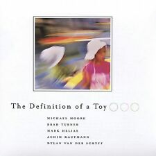 FREE US SH (int'l sh=$0-$3) ~LikeNew CD Dylan van der Schyff: Definition of a To