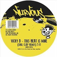 VICKY D-THIS BEAT IS MINE 12` Single NEW