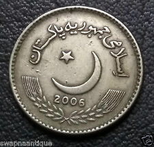 2006~~Pakistan~~5 RUPEES~~Obv:Star and crescent~~Collecors Coin