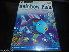 Rainbow fish Interactive Storybook   pc game