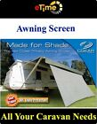 CGEAR Privacy Awning Drop 6ft Width 14ft Grey-CGE1814F- Caravans Motorhome