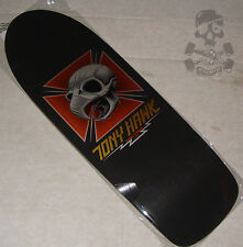 POWELL PERALTA - Tony Hawk - Skateboard Deck - Bones Brigade Re-Issue -  #4