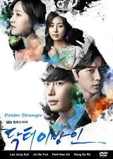 Doctor Stranger - Korean TV Series DVD - Box Set - English Subtitle