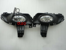 A PAIR For 04-2006 Mazda 3 i-Sedan 4DR Bumper Fog Light Lamp-free shipping-new