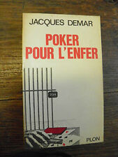 poker pour l'enfer par Jacques Demar