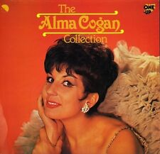 ALMA COGAN the collection OU 2168 uk emi one up LP PS EX/EX