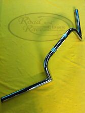 CafeRacer Clubman Ace  Handle bars Suit Triumph, Norton, BSA, Honda, Yamaha