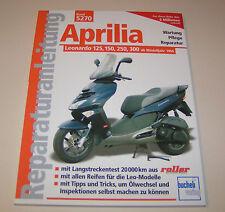 Reparaturanleitung Aprilia Leonardo 125 / 150 / 250 / 300  - ab 1996!