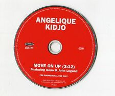 Angelique Kidjo-CD-PROMO-Move On Up feat. Bono & John Legend © 2010