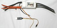 400A ESC For Brushless Motor 3-16S LiPo Boat Water Cooled 400 AMP OPTO