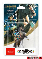 PRE-SALE Link Rider Amiibo Zelda Breath of the Wild Nintendo Switch Wii U Japan