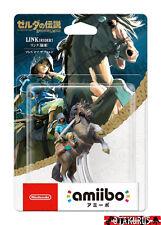 Pre-venta enlace Rider Amiibo Zelda aliento de los salvajes Nintendo Interruptor Wii U Japón