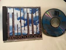 TRUTH - Something To Hold On To, 1992 CD, mint cond. Integrity Music