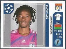 PANINI UEFA CHAMPIONS LEAGUE 2011-12- #231-LYON-BAKARY KONE