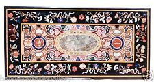 "Size 30""x60"" Granite Countertops Mosaic Inlay Scagliola Art Handicraft Decor"