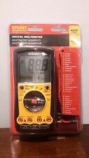 Sperry Instruments Digital Multimeter Autorange 9 Function 35 Range #DM6450