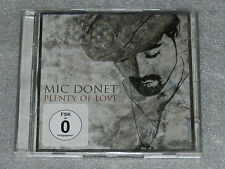 MIC DONET - Plenty Of Love (Live Your Dream-Edition CD/DVD) - Voice Of Germany