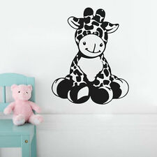 Giraffe Removable Wall Decor Vinyl Decal Sticker For Nursery Kids Baby Art DIY