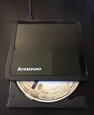 Lenovo Slim USB Portable DVD Burner 0A33988 DVD / DVD-RW Black USB 2.0