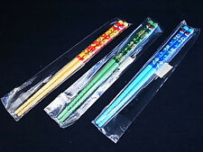 Japan Pokemon Set 3 Chopsticks Kids Size Pikachu Turtwig Piplup Nintendo GO New