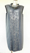 MARINA RINALDI by MAX MARA,Wool Dress PLUS size MR 21,USA 12, I 50,D 42, GB 16