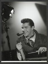 GOOD DIE YOUNG 1954 Lee Patterson PIPE Spotlamp PORTRAIT #116