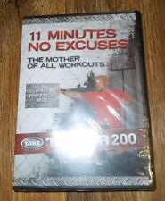 Body by Jake Tower 200 11 Minutes No Excuses DVD